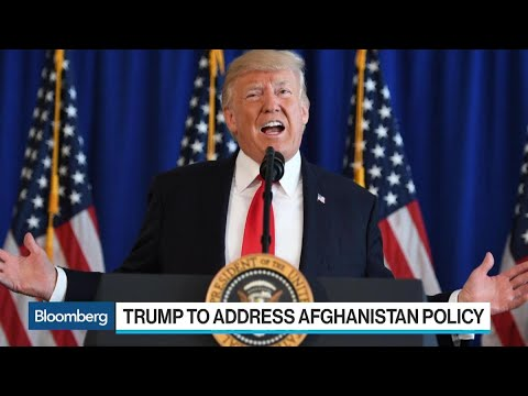 Trump to Address Afghanistan Policy in Primetime