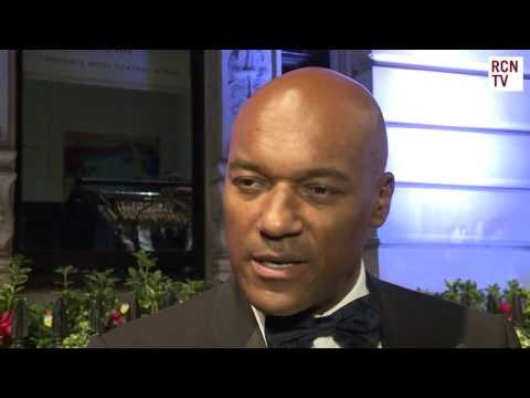 Colin Salmon Interview