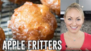 How to make Apple Fritters - Recipe