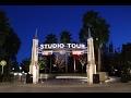 Studio Tour at Night at Universal Studios Hollywood