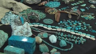 Identifying real and fake turquoise