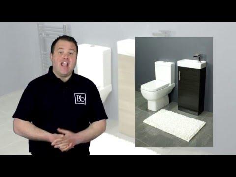 Cloakroom Suite   Small Modern Bathroom Ideas