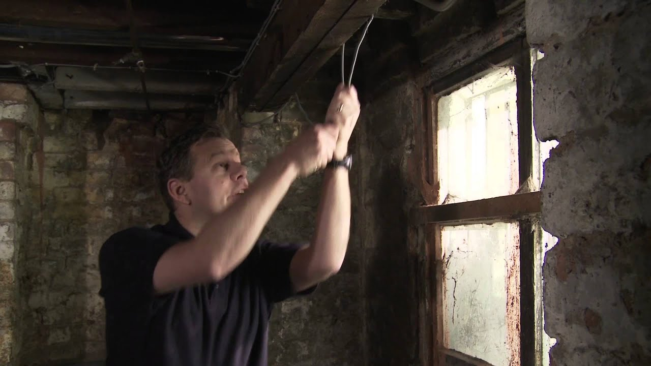 how to rewire a house
