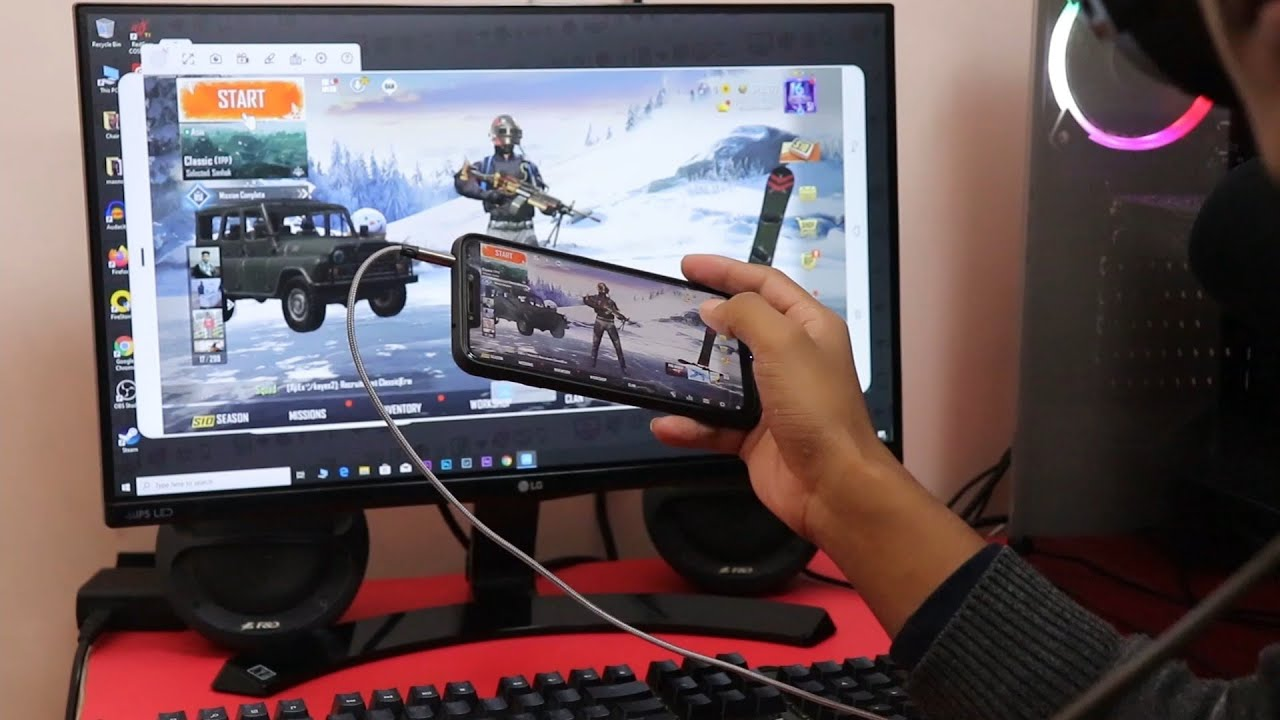Download How to Live Stream BGMI Mobile / battleground india   Without Elgato   Form Android SmartPhone 2021