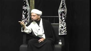 Majlis-e-Aza English 6th Muharram 1437 At Idara-e-Jaferia MD USA 10-20-2015 Sheikh Hilli