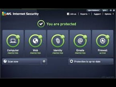 Avg internet Security 2015 Activated until 2018 | Doovi