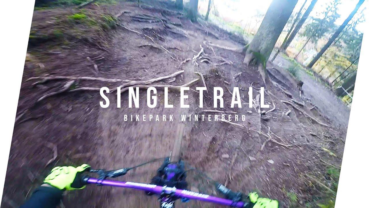 Winterberg singletrail 2020