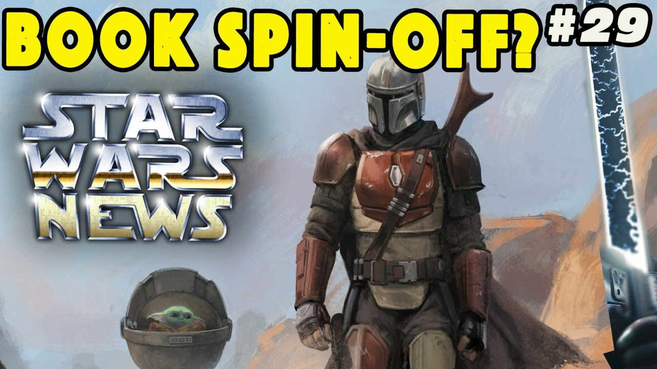 Mandalorian Spin-Offs and Rian Johnson Defends The Prequels! | SWN #29