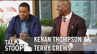 Kenan Thompson and Terry Crews Are Each Other