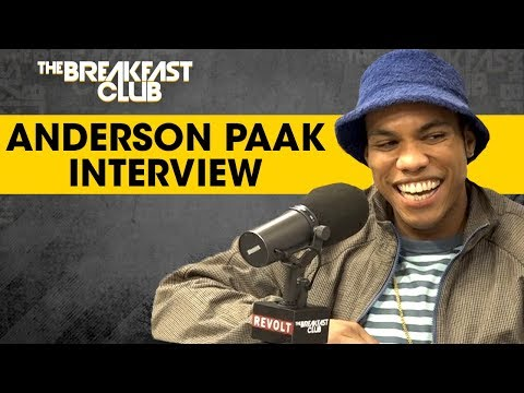 Uptown Angela - Wow, Who Knew? Anderson Paak on Breakfast Club