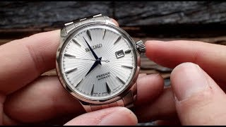 Seiko Cocktail SRPB77 Review - A Beautiful Disappointment