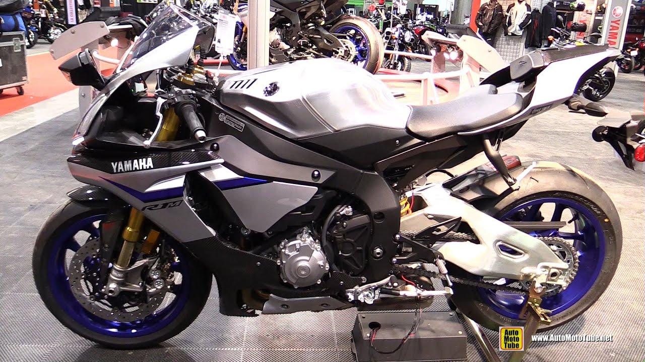 Très 2015 Yamaha R1 M - Walkaround - 2015 Salon Moto de Quebec - YouTube FJ47