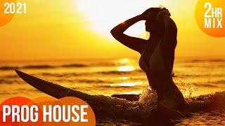 ♫ Progressive House Essentials 2021 (2-Hour Mix) ᴴᴰ