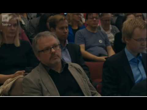 Jyllands Posten Flemming Rose Yle Forum TV on US social restrictions on free speech