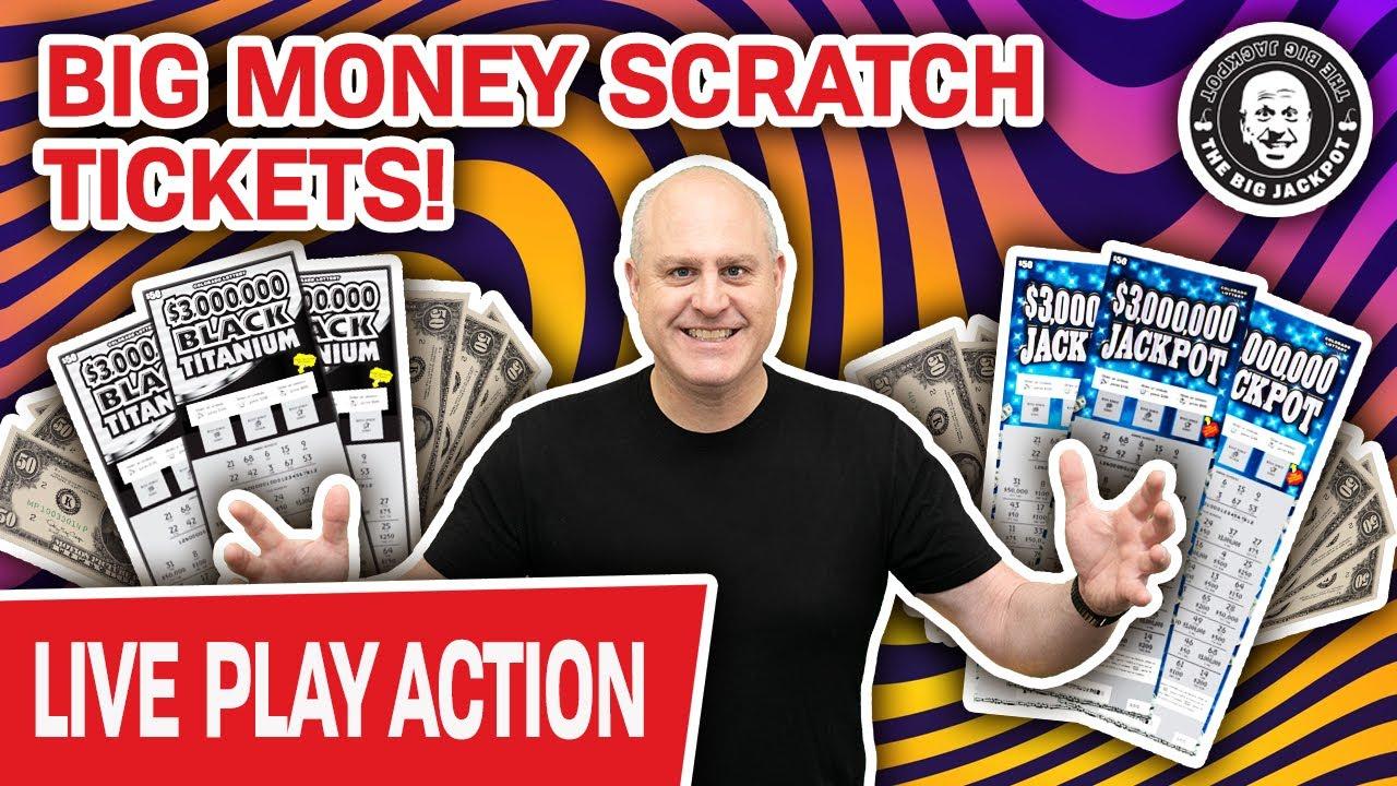 Big Money Scratch