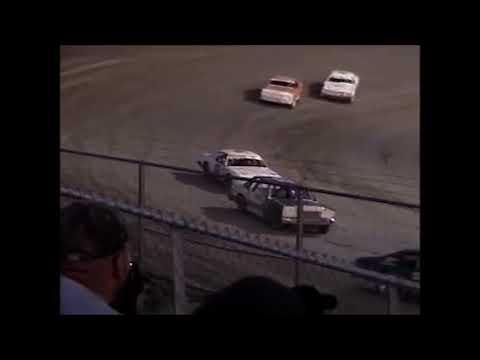 Southwest Speedway Hobby Stocks 8-21-09