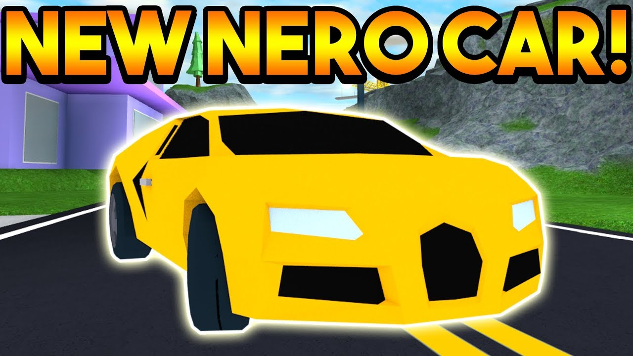 Getting The New 3 Million Fastest Car Fury Roblox Mad City New - How Fast Is The New Nero Car In Mad City Roblox Mad City