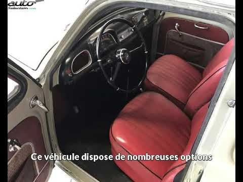 renault dauphine occasion visible bressols pr sent e par sud ouest auto utilitaire youtube. Black Bedroom Furniture Sets. Home Design Ideas