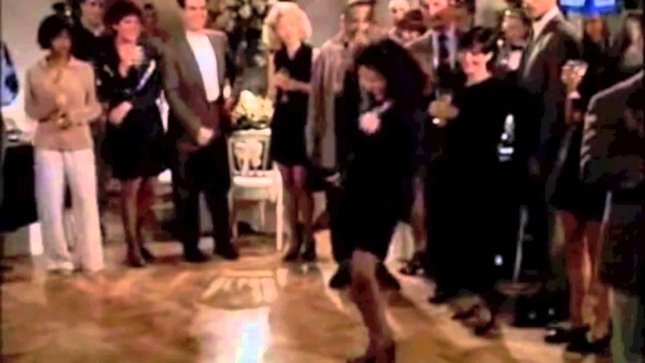 how to do the elaine dance