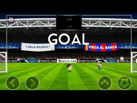Head FootBall - Champions League 2017