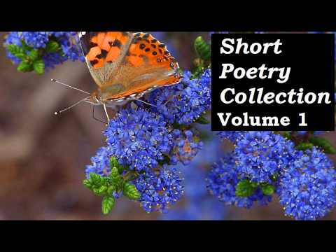 Short Poetry Collection Volume 1 - FULL AudioBook - Poems &