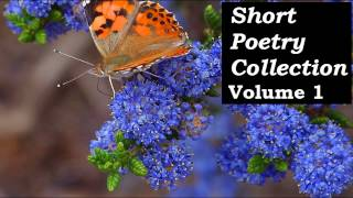 Short Poetry Collection Volume 1 - FULL AudioBook - Poems & Prose