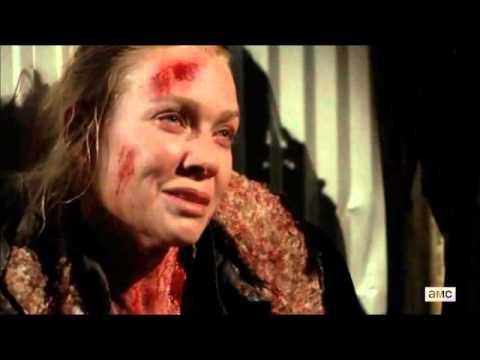The Walking Dead 3x16 Season 3 Finale Andrea's Death