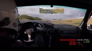 M3 racecar @ Sonoma Raceway 2018-09-29 3rd session