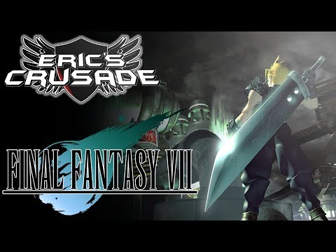 Final Fantasy VII [07] (Twitch VoD - Let's Play - Gameplay)