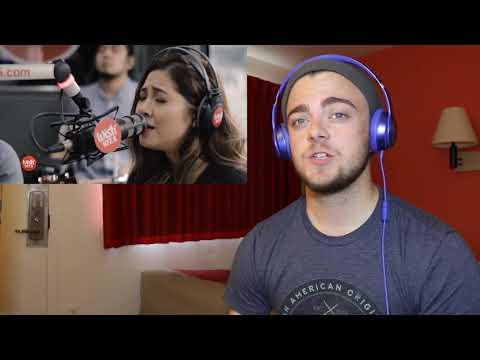Moira Dela Torre sings