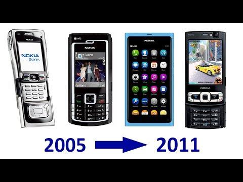 Nokia N Series History
