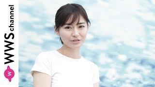 ミスマガジン2019 ベスト16に選ばれた21歳現役大学四年生、桜田茉央(プロダクションノータイトル所属)がWWSチャンネルのインタビューに応じた...