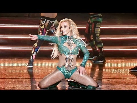Thumbnail: Britney Spears - Stronger & You Drive Me Crazy (Live From Las Vegas)