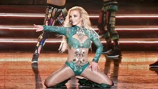 Britney Spears - Stronger & You Drive Me Crazy (Live From Las Vegas)