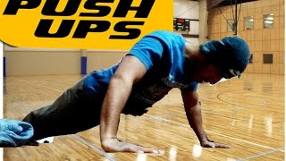 75 push ups in 1 minute