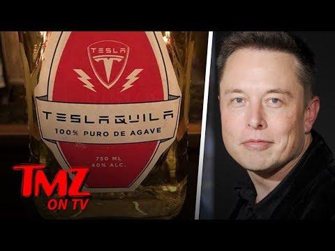 SHROOM - Elon Musk Making Tesla Tequila