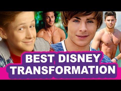 Hottest Disney Guy Transformation (Debatable)
