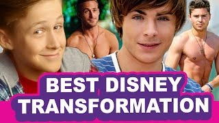 Hottest Disney Guy Transformation (Debatable)