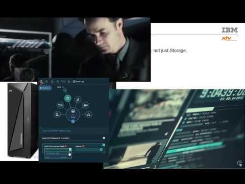 IBM FlashSystem A9000 UI - Intro movie