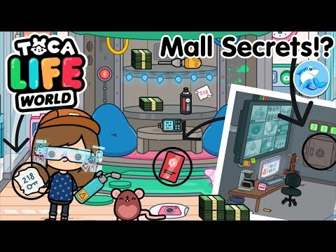 Toca Life World | Mall Secrets!?