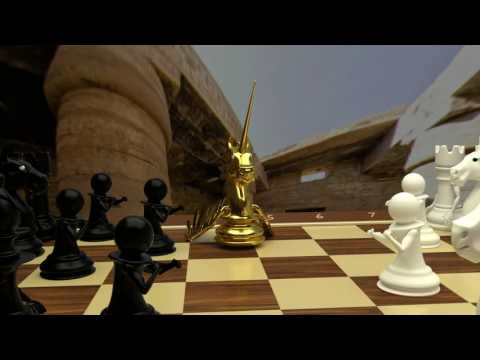 Chess Animation   - Blender