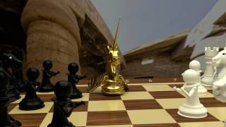 Chess Animation   - Blender