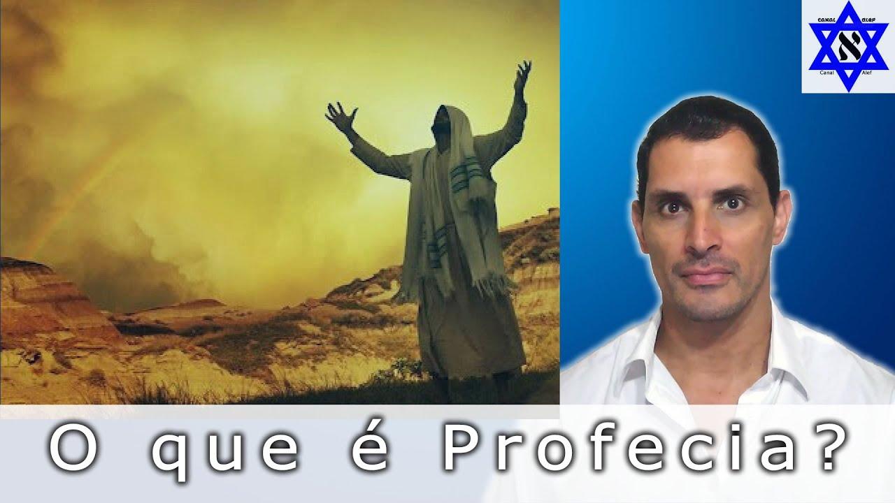 Inicio da Série Profecias, o que é Profecia - Canal Alef