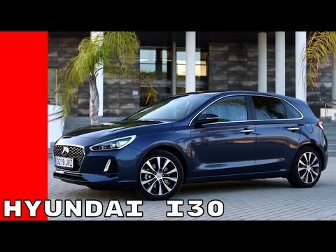 2017 Hyundai i30 Test Drive, Connectivity, Safety Features