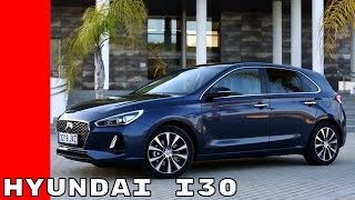 2017 Hyundai i30 Test Drive, Connectivity, & Safety Features