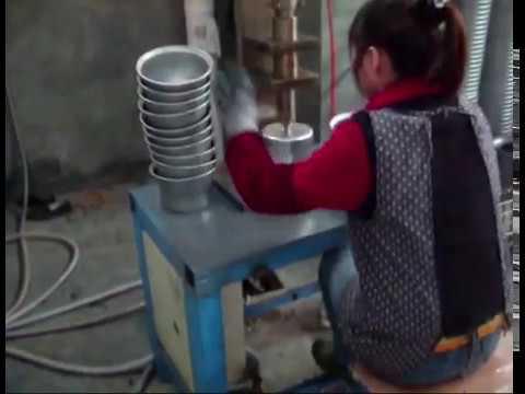 Aluminum Cookware Pot Hydraulic Press Line
