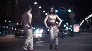 Сексуальный Танец в ночном городе!