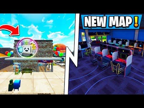 *ALL* Fortnite 6.22 Map Changes!   New Shops, Restaurant, Update!