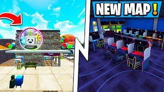 *ALL* Fortnite 6.22 Map Changes! | New Shops, Restaurant, Update!