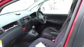 Toyota Corolla Spacio за 350 тысяч рублей/ Обзор